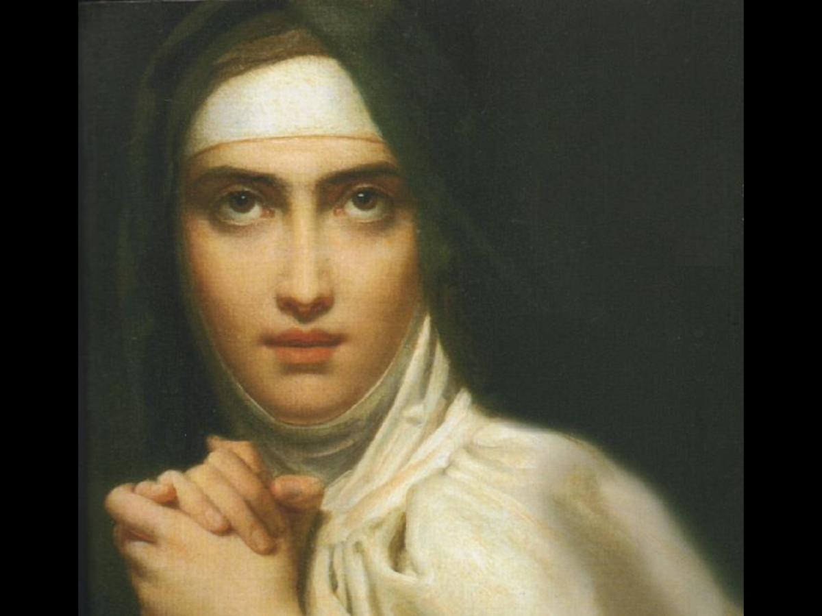 A Dream - St. Teresa of Avila