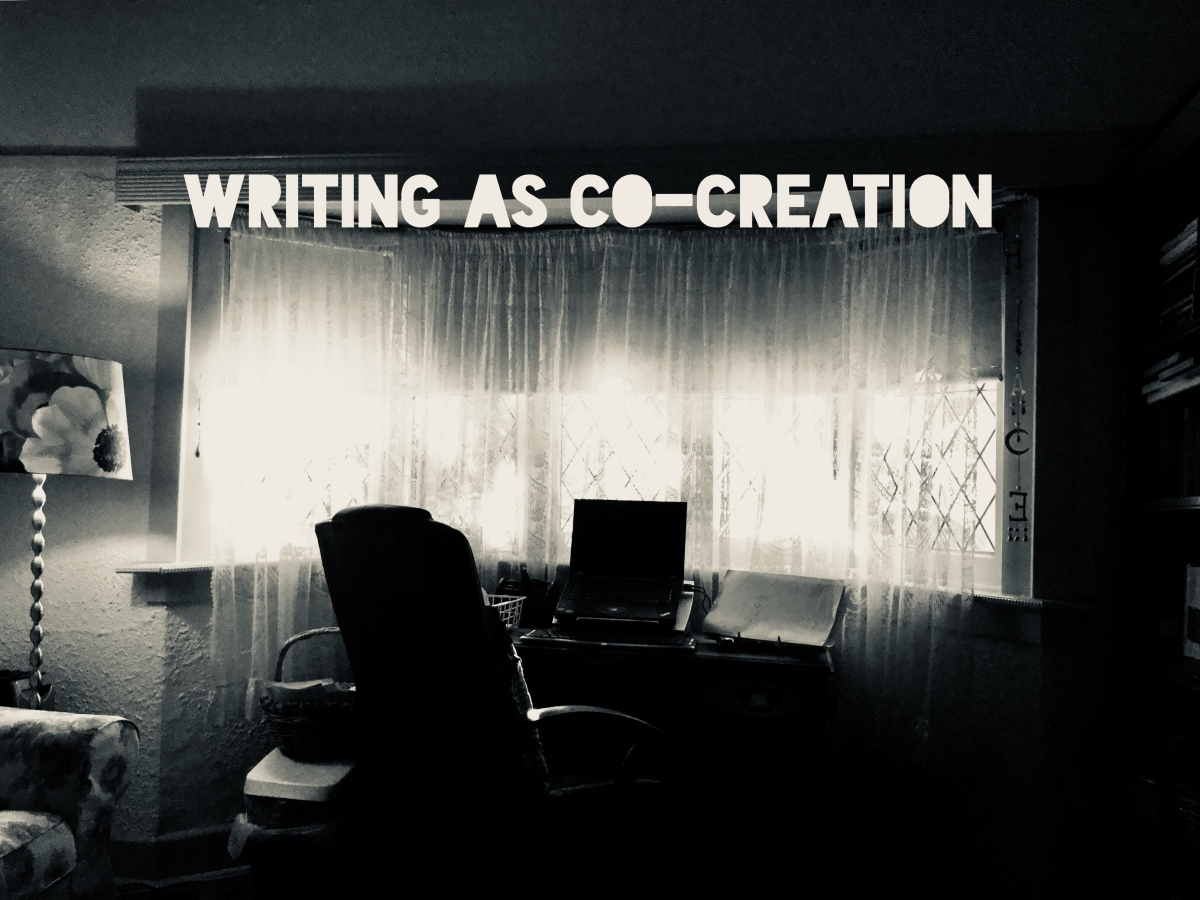 Together: Writing as Co-Creation