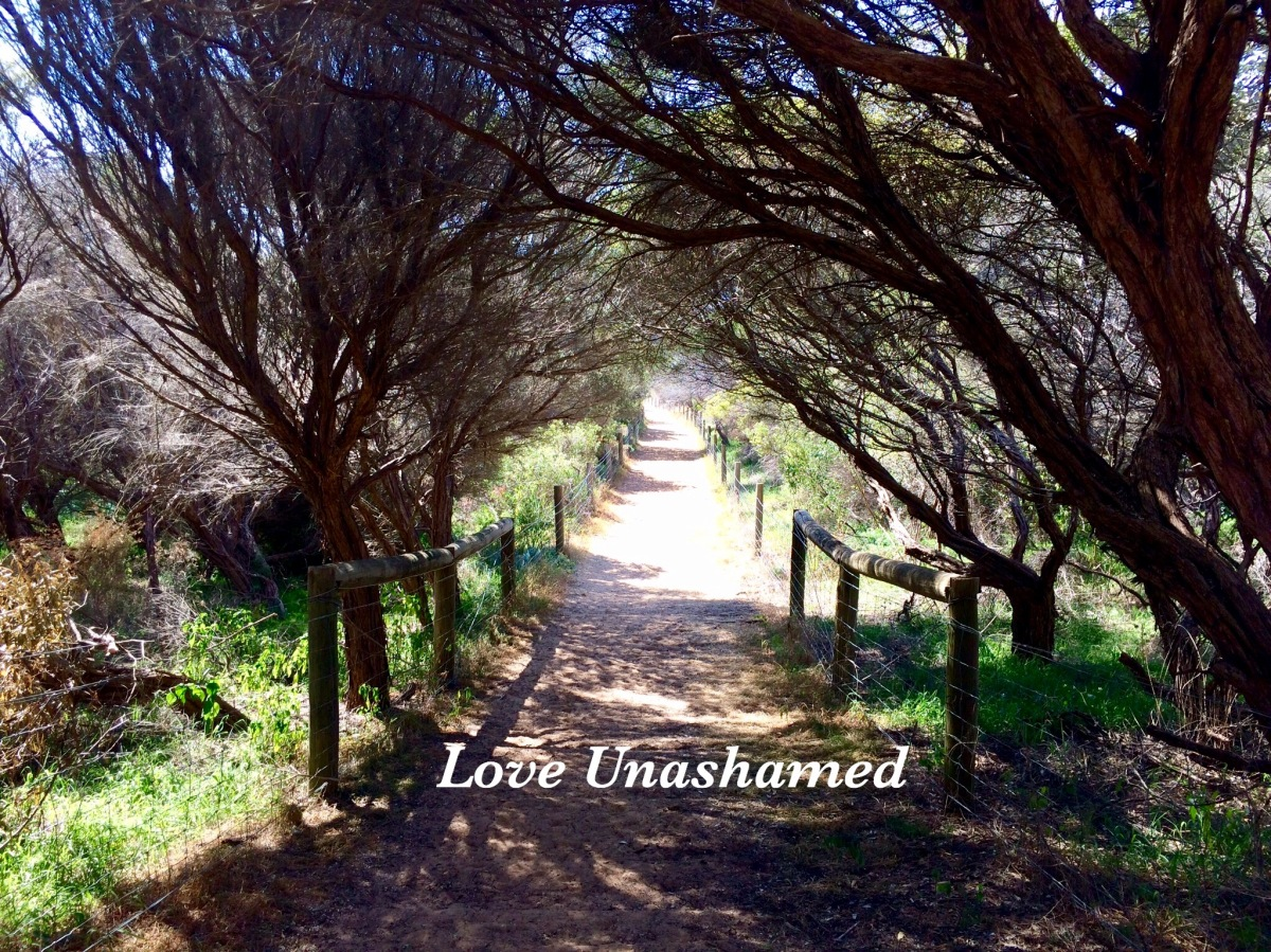 Love Unashamed - poem